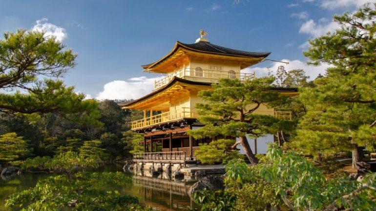 Kjóto - Kinkaku-ji